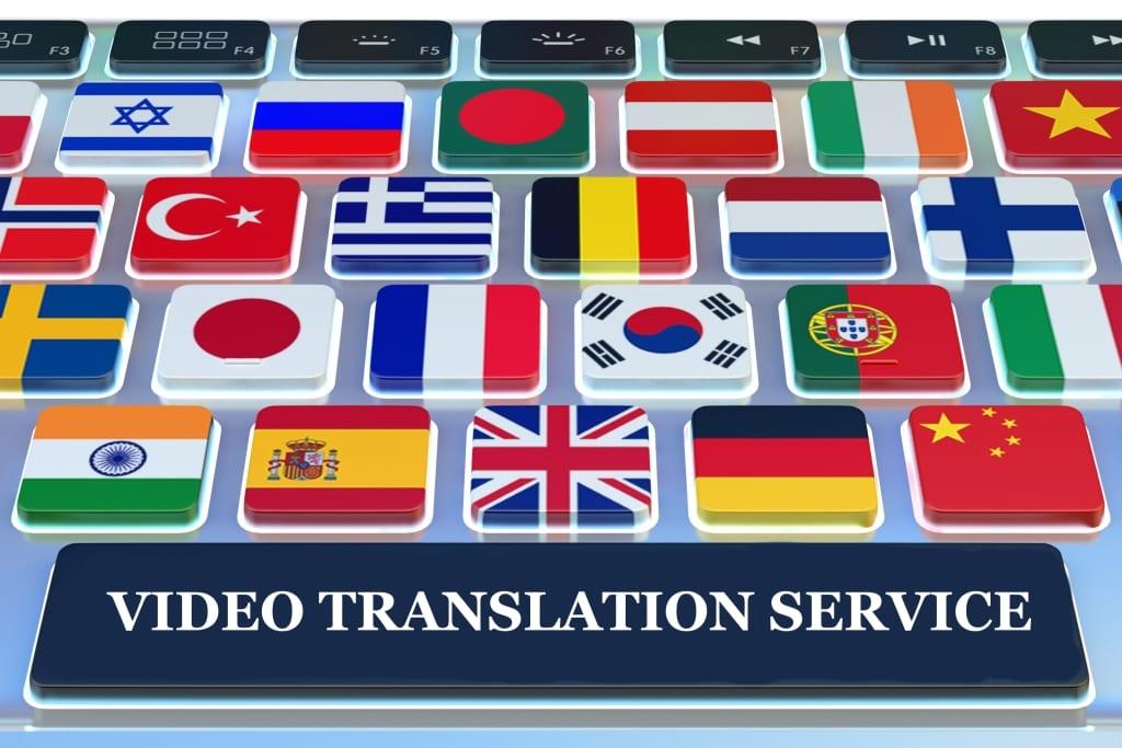 video translation service